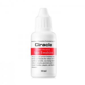 Точечная эмульсия для проблемной кожи CIRACLE Anti-Blemish Spot Emulsion - 30 мл