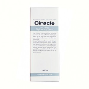 Тонер для сужения пор CIRACLE Pore Control Tightening Toner - 105,5 мл