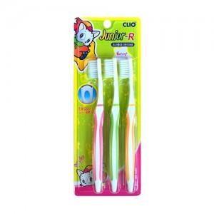 Набор зубных щеток CLIO Junior R 2+1 Toothbrush - 3 шт