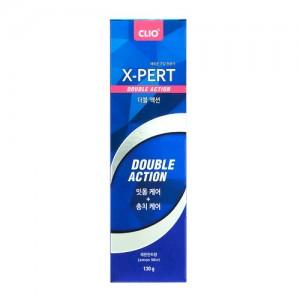 Зубная паста двойного действия CLIO X-Pert Toothpaste Double Action - 130 гр