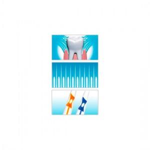 Зубная щетка с ультратонкой щетиной CLIO Ice Compact R Toothbrush