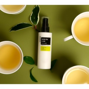 Увлажняющая эмульсия для лица с чаем COXIR Green Tea Clear Emulsion - 100 мл