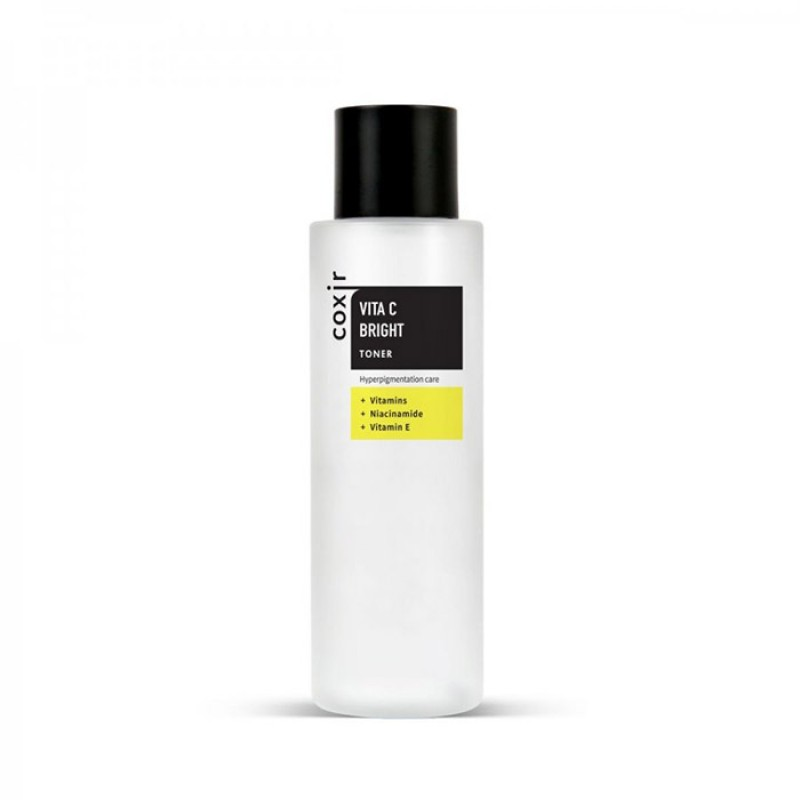 Витаминный тонер для сияния кожи COXIR Vita C Bright Toner 150 мл
