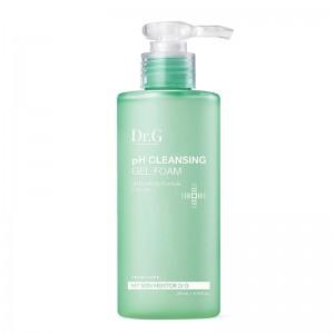 Слабокислотный гель для умывания для чувствительной кожи Dr.G pH Cleansing Gel Foam 200 мл