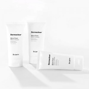 Мягкая пенка для умывания DR.JART+ Dermaclear Micro Foam Micro-Mousse Cleansing Foam 120 мл