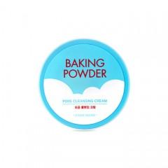 Крем для снятия макияжа и очищения пор ETUDE HOUSE Baking Powder Pore Cleansing Cream - 160 мл