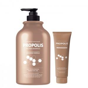Шампунь для поврежденных волос EVAS Pedison Institut Beaute Propolis Protein Shampoo - 100/500 мл