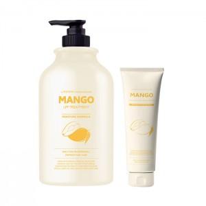 Увлажняющая маска для волос EVAS Pedison Institut Beaute Mango Rich LPP Treatment - 100/500 мл