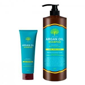 Шампунь для волос с аргановым маслом EVAS Char Char Argan Oil Shampoo - 100/500 мл