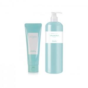 Увлажняющий шампунь EVAS Valmona Recharge Solution Blue Clinic Nutrient Shampoo - 100/480 мл
