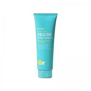 Гель для душа лимон и мята EVAS Pedison Deo de Body Cleanser 100/750 мл