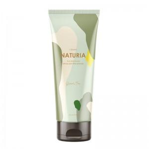 Скраб для тела зеленый чай EVAS Naturia Creamy Oil Salt Scrub Green Tea 250 мл