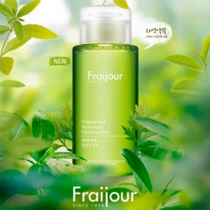 Жидкость для снятия макияжа EVAS Fraijour Original Herb Wormwood Cleansing Water 300 мл