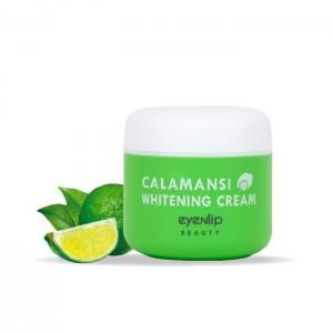 Осветляющий крем с экстрактом каламанси EYENLIP Calamansi Whitening Cream - 50 мл