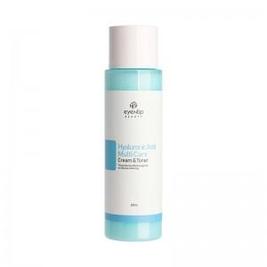 Тонер-крем с гиалуроновой кислотой EYENLIP Hyaluronic Acid Multi Care Cream Toner 200 мл