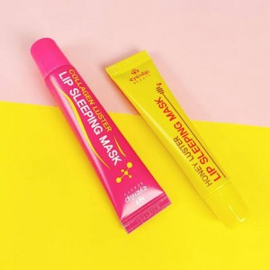 Ночная маска для губ с экстрактом меда EYENLIP Honey Luster Lip Sleeping Mask 15 гр