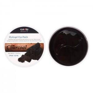 Гидрогелевые патчи с экстрактом древесного угля EYENLIP Charcoal Acid Hydrogel Eye Patch - 60 шт