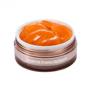 Гидрогелевые патчи с пептидами и лососевым маслом EYENLIP Salmon Oil Nutrition Hydrogel Eye Patch - 60 шт