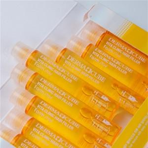 Витаминизирующий филлер для волос FARMSTAY Derma Cube Vita Clinic Hair Filler 13мл