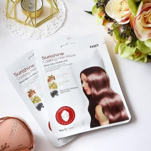 Восстанавливающая маска-шапочка для волос FASCY Sunshine Coating Hair Mask - 30 гр