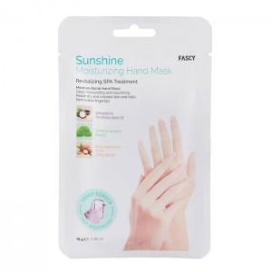 Увлажняющая маска-перчатки со съемными кончиками FASCY Sunshine Moisturizing Hand Mask - 16 гр