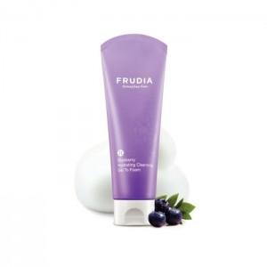 Увлажняющая пенка для умывания FRUDIA Blueberry Hydrating Cleansing Gel To Foam - 145 мл