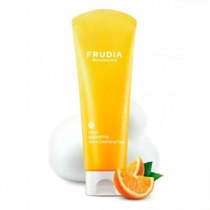Пенка для сияния кожи FRUDIA Citrus Brightening Micro Cleansing Foam - 145 мл