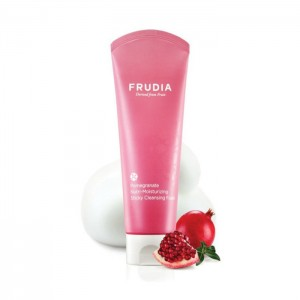 Пенка для умывания FRUDIA Pomegranate Nutri Moisturizing Sticky Cleansing Foam - 145мл