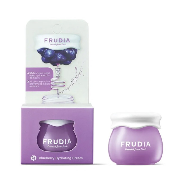 Миниатюра крема для лица Frudia Blueberry Hydrating Cream купить в Минске