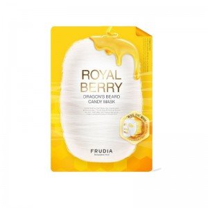 Тканевая маска для лица FRUDIA Royal Berry Dragon's Beard Candy Mask 27 мл