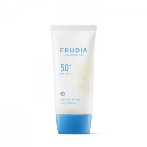 Солнцезащитная крем-эссенция FRUDIA Ultra UV Shield Sun Essence SPF50+ PA++++ - 50 мл