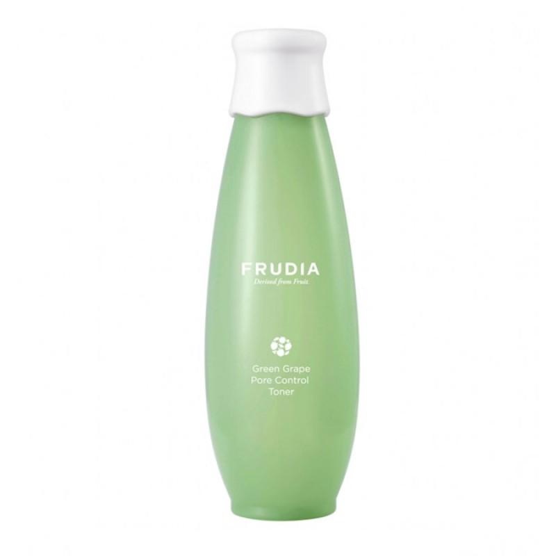 Себорегулирующий тонер для лица FRUDIA Green Grape Pore Control Toner - 195 мл
