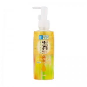 Гидрофильное масло с гиалуроновой кислотой HADA LABO Gokujyun Oil Cleansing 200 мл