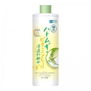 Лосьон для лица с производным витамина C HADA LABO Kiwamizu Vitamin C Hatomugi Lotion 400 мл