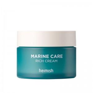 Питательный крем с экстрактом морских водорослей HEIMISH Marine Care Rich Cream 60 мл