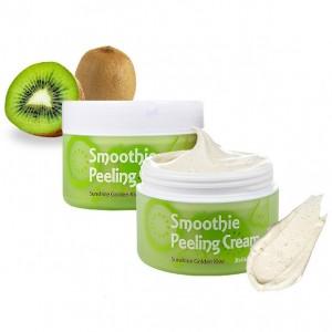 Пилинг-крем для лица Holika Holika Smoothie Peeling Cream Sunshine Golden Kiwi - 75ml