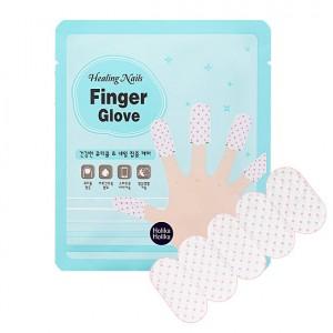 Маска для ногтей Holika Holika Healing Nails Finger Glove - 3,5g