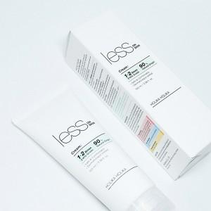 Успокаивающий крем для чувствительной кожи лица HOLIKA HOLIKA Less On Skin Cream 100 мл