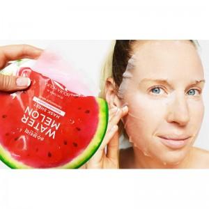 Увлажняющая тканевая маска с арбузом HOLIKA HOLIKA Watermelon Mask Sheet 25 мл