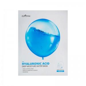 Ультратонкая увлажняющая тканевая маска IsNtree Hyaluronic Acid Deep Moisture Water Mask 20 мл