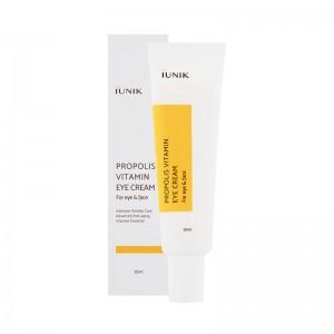Крем для век с прополисом iUNIK Propolis Vitamin Eye Cream 30 мл