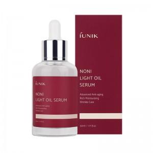 Легкое масло для лица с экстрактом фрукта нони iUNIK Noni Light Oil Serum 50 мл