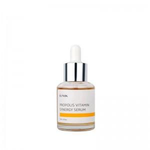 Миниатюра витаминной сыворотки с прополисом iUNIK Propolis Vitamin Synergy Serum 15 мл