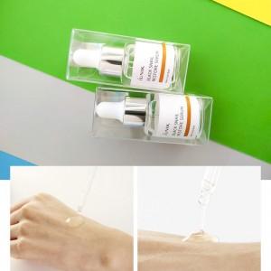 Миниатюра сыворотки с муцином улитки для обновления кожи iUNIK Black Snail Restore Serum 15 мл