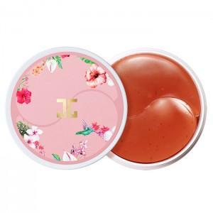 Гидрогелевые патчи с цветами гибискуса JAY JUN Roselle Tea Eye Gel Patch - 60 шт