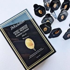 Энзимная пудра с медом JMSolution Honey Luminous Royal Propolis Powder Cleanser Black 1 шт