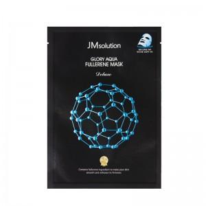 Антиоксидантная маска с фуллереном и пептидами JMsolution Aqua Fullerene Mask 35мл