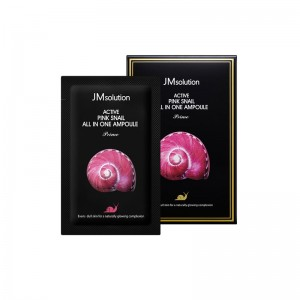 Сыворотка с улиткой JMSolution Active Pink Snail All in one Ampoule Prime 2 мл