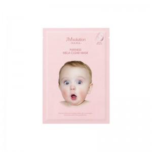 Тканевая маска  JMsolution MAMA Pureness Mela Clear Mask - 30 мл