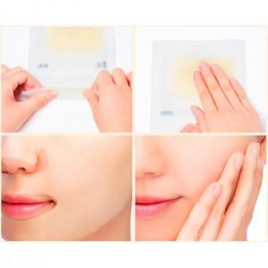 Укрепляющая маска с аминокислотами JM Solution Water Luminous S.O.S. Ringer Amino Mask - 35 мл